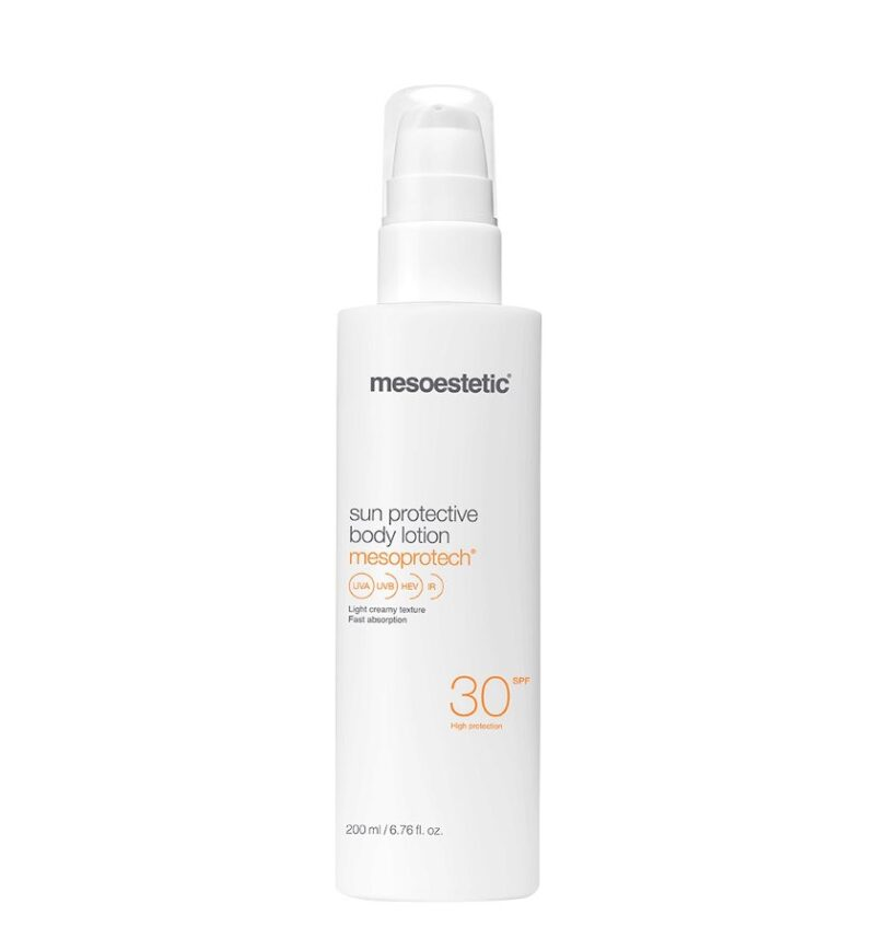 Mesoprotech body lotion