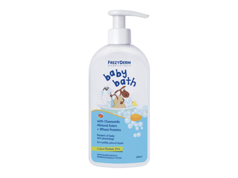 Frezyderm Baby Bath Wash